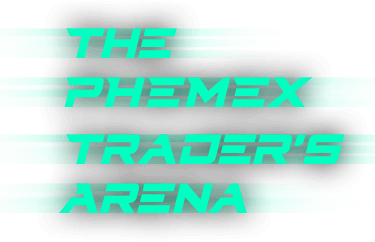 Crypto trading competition PT Arena mobile view